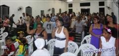 Culto de missões mundiais 2011