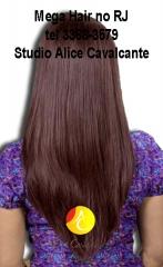Mega Hair de queratina com qualidade