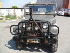 Jeep motor 6cc original