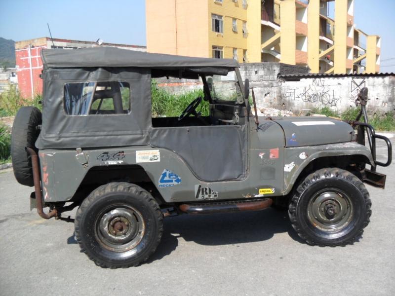 jeep 1973 lindo.R$ 15.000,00