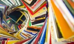 Produção de livros e catálogos