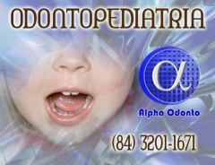 Odontopediatria especializada em natal - (84) 3086-9870