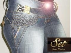 Set jeans