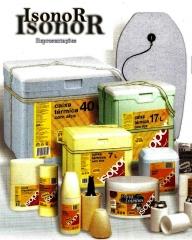 Caixas termicas de isopor
