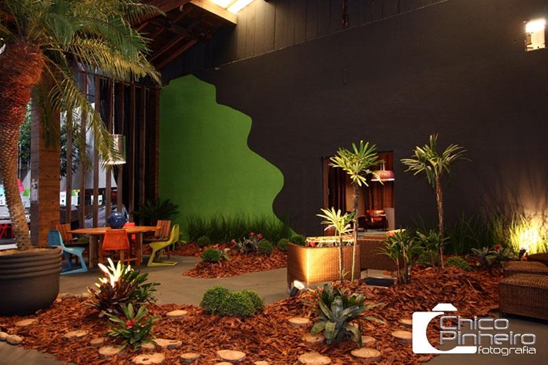 paisagismo interno CASACOR 2011