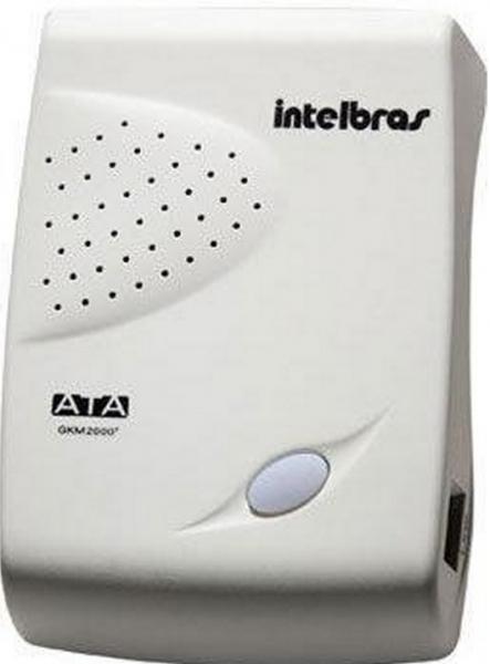 - Adaptador ATA VOIP GKM 2000T