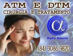 Atm & dtm - cirurgia e tratamento -  (84) 3086-9870
