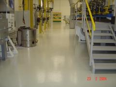 Piso limpo = piso epóxi