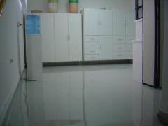 área limpa