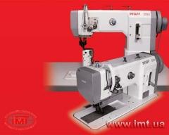 Toda linha de máquinas pfaff convencionais e eletronicas com financiamento em até 48 parcelas pelo cartão empresa bndes.