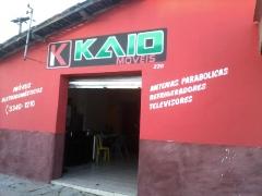 Fachada kaio móveis
