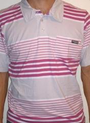 Camisa masculina em visco