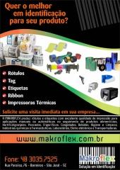Makroflex soluções em identificação - foto 9