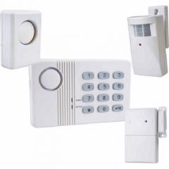 Sp extintores - alarmes