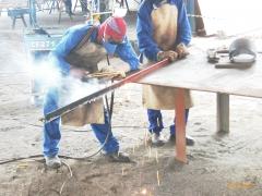 FabricaÇÃo de estrutura metalica