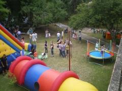 Organização de aniversários infantis e eventos empresariais