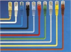 Cabos path cord varias cores para voce diferenciar as conexões de sua rede.. sua rede