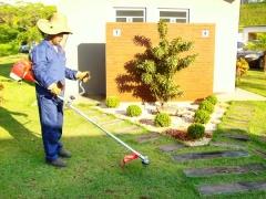 Uniforme para jardinagem