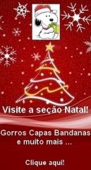 Visite a seção Nata: http://www.pet-eshop.com.br/natal.html?p=2