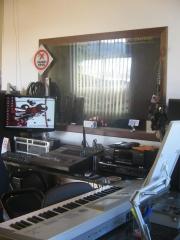 Estudio de gravação
