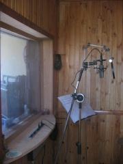 Estudio de gravação_sala de gravação