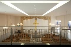Projeto da igreja nossa senhora das graças em santo andré - concluído em julho/2011