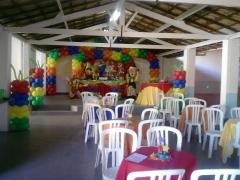 SalÃo para festa infantil baby satr