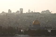 Yerushalayen, visão panorâmica