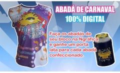 Abadas de blocos de carnaval