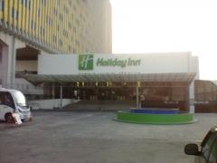 Hotel holiday inn, sao paulo sp.