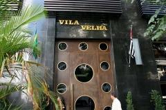 Prédio da vila velha localizado no centro da cidade de são paulo