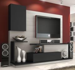 Home theater vollare preto com rovere sereno bp