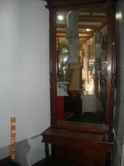 Espelho antigo com aparador www.boogigangashop.com.br