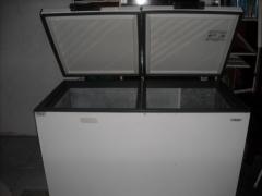 Freezer duas tampas  www.boogigangashop.com.br