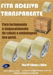 Fitas adesivas transparente acrílica pp para fechamento de caixas e embalagens 48x100m fita adesiva, transparente, 48x100,48x50, 24x100,24x50, 12x50, pp, bopp, embalagens, caixa, fechamento, crepe, kraft, dupla face, vhb, alto desempenho, acrílica, micras, fitas personalizadas, filme stretch, demarcação,espuma, fita adesiva fitas adesivas transparentes,fita adesiva embalagem,embalagens,fita adesiva transparente,industrial,fita adesiva hot melt,acrílica, fita adesiva durex, fita adesiva marrom, fita adesiva havana, medida, fitas gomadas e adesivas temos também todos os tipos de fitas para arqueação manual ou automática e seus respectivos aparelhos de aplicação.atende com toda linha de fitas para fechamento das caixas, plástico bolha, papelão ondulado, filmes stretch , tudo isso, para dar uma maior proteção ao seu produto, fita adesiva hotmelt, as fitas hotmelt possuem um adesivo especial, com alta adesividade e poder de aderência, blumenau, santa catarina, sc , sul