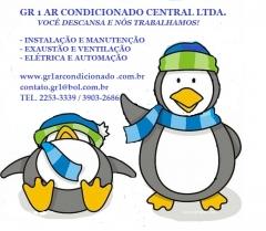 Gr1 ar condicionado central ltda. - foto 9