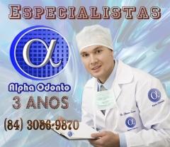 CirurgiÕes dentistas em natal - alpha odonto - (84) 3096-9870