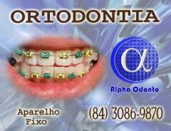 ORTODONTIA ESPECIALIZADA EM NATAL - ALPHA ODONTO - (84) 3086-9870