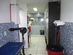 Salão, área de tosa