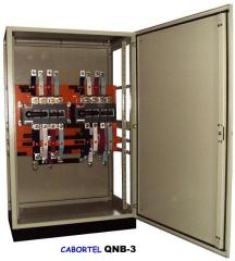 Chaves de transferência - rede/gerador - rede/no-break - estabilizador/no-break