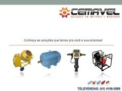 Cemavel - rebobinamento de motores elétricos, compra e venda de motores elétricos usados, equipamentos para construção civil - foto 9