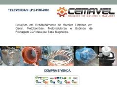 Rebobinamento, compra e venda de motores elétricos usados