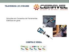 Cemavel - rebobinamento de motores elétricos, compra e venda de motores elétricos usados, equipamentos para construção civil - foto 14