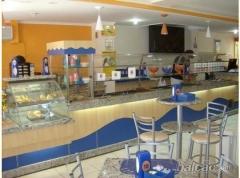 Projeto e montagem de restaurante ou lanchonete