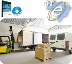 Software p/ gestão de transportadoras com conhecimento eletronico e recebimento de notas fiscais por