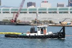 Rebocador apoio portuario translog