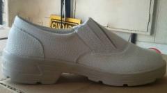 Sapato unissex branco marca primavera