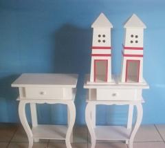 Mesas de canto