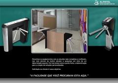 Alpatel - Tecnologia em Ponto, Acesso e Segurança - Foto 2