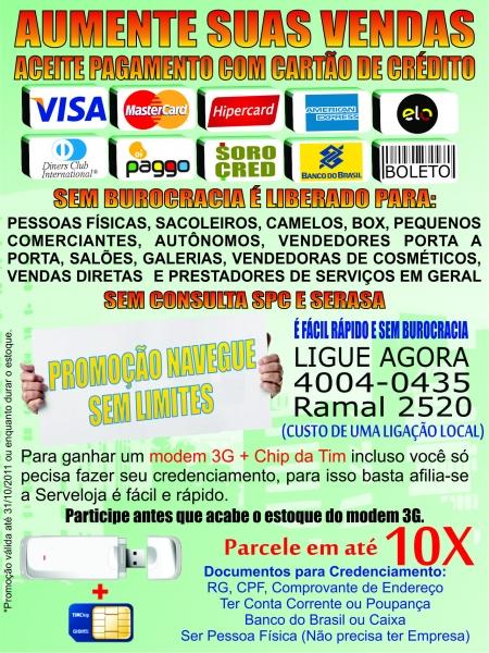 Sistema de Cartão de Créditos e Emissão de Boletos, Ca